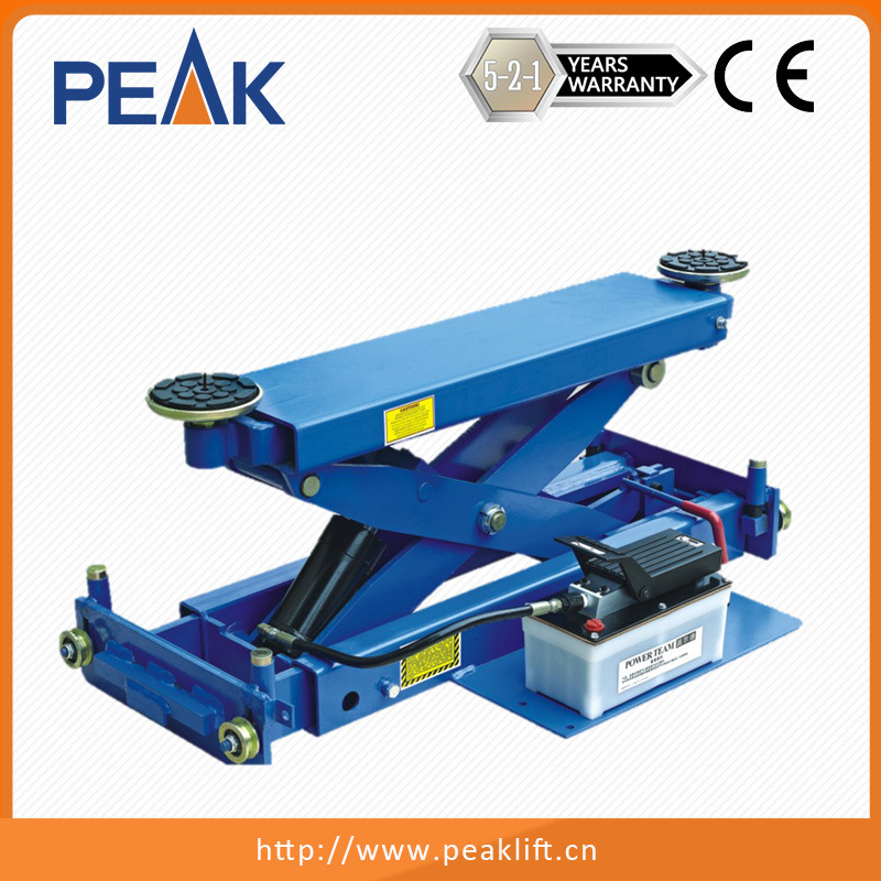 High Quality Wholesale Alignment Four Post Lift Car Lift Ramps (409A) pictures & photos