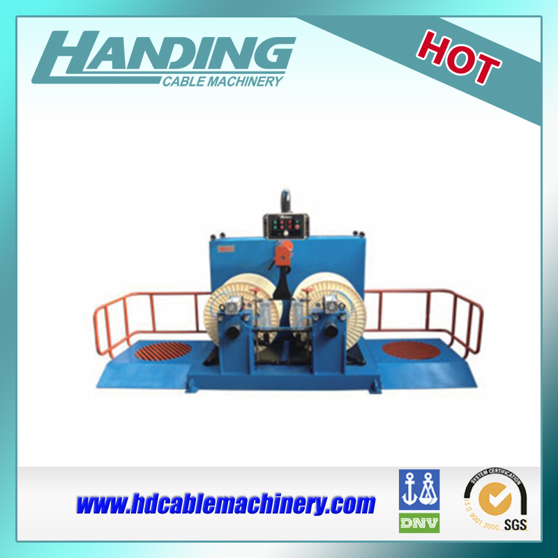 Take up Machine Series for Wire and Cable Manufacture