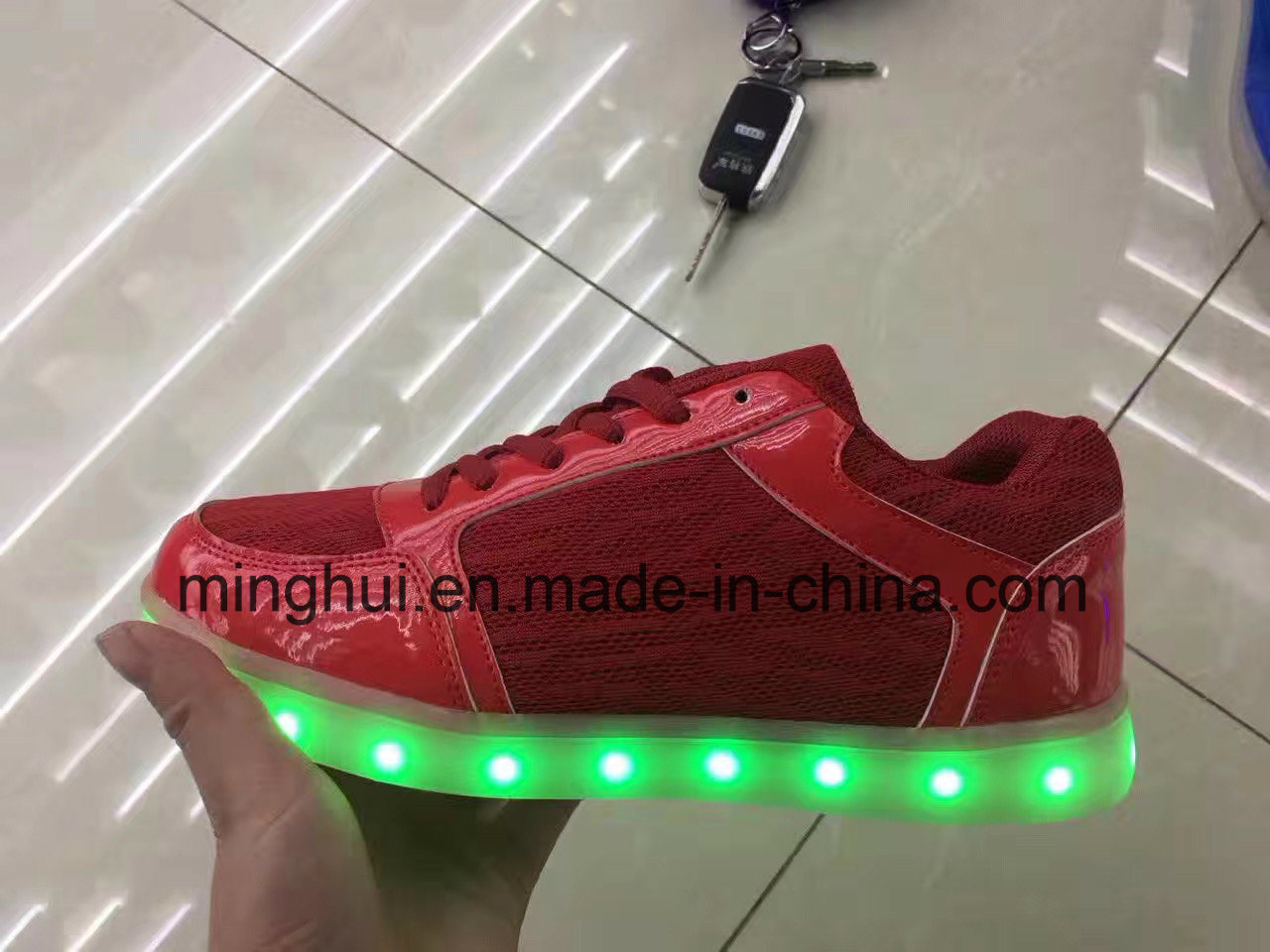 f1da6eb6c China Wholesale Shoes USB Charger Light up LED Shoes for Women - China  Running Shoes
