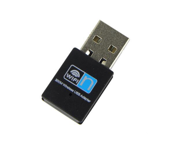 300Mbps Wireless Mini USB Router WiFi Adapter pictures & photos