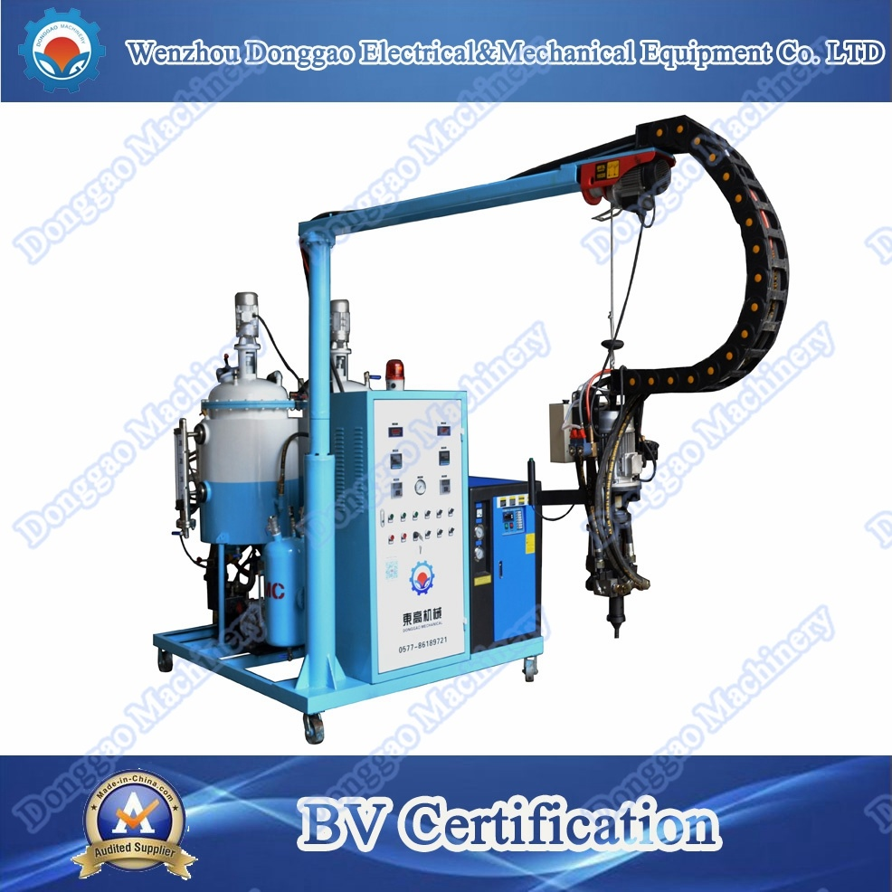 Two Component Polyurethane Integral Skin-Foaming Machine