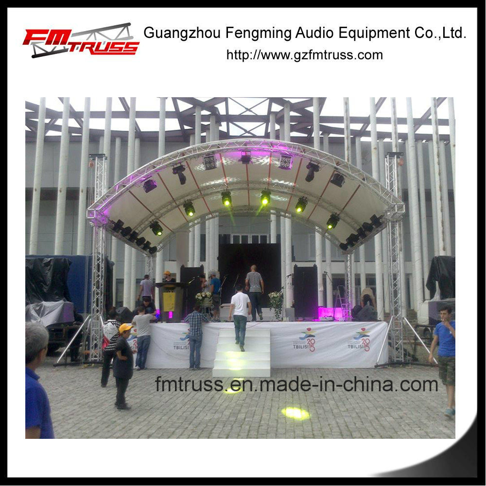 China Event Stage Truss Equipment For Hanging Lighting