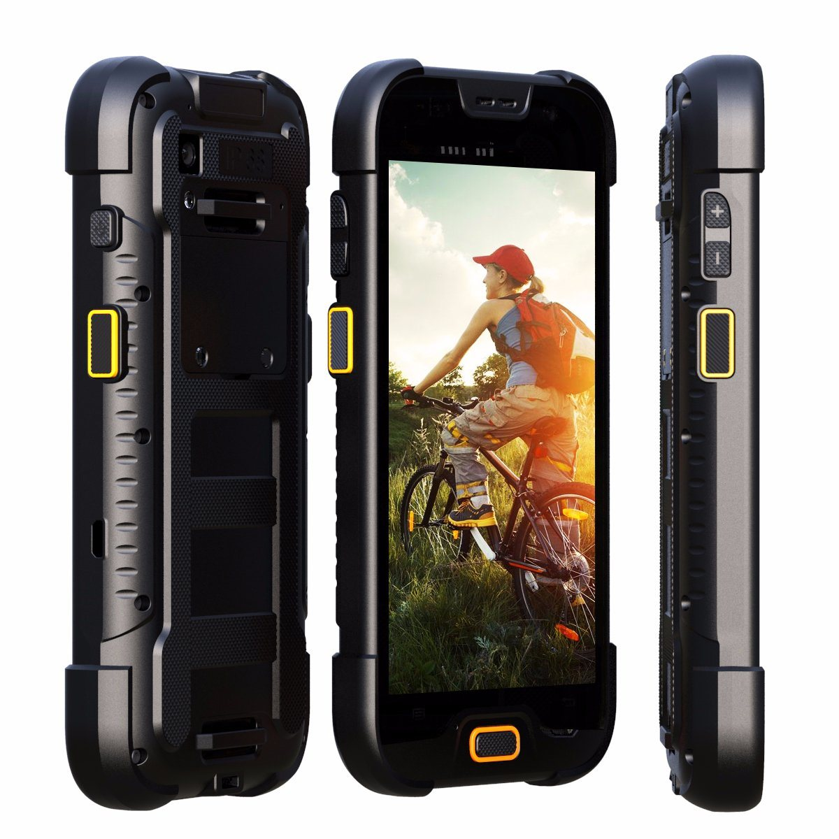 4G Rugged Smart Phone IP68 Protection with NFC Function