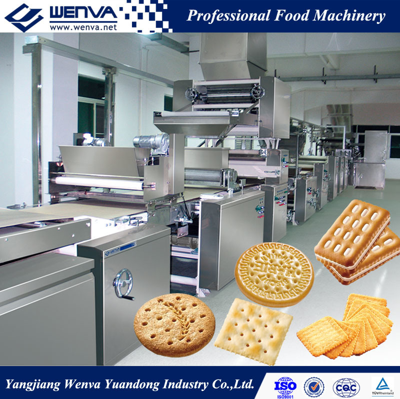 Full Automatic Biscuit Processing Machine