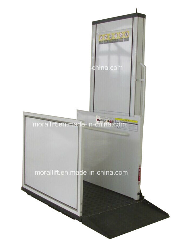 China 250kg Disabled Accessible Lift/Outdoor Wheelchair Lift Table ...