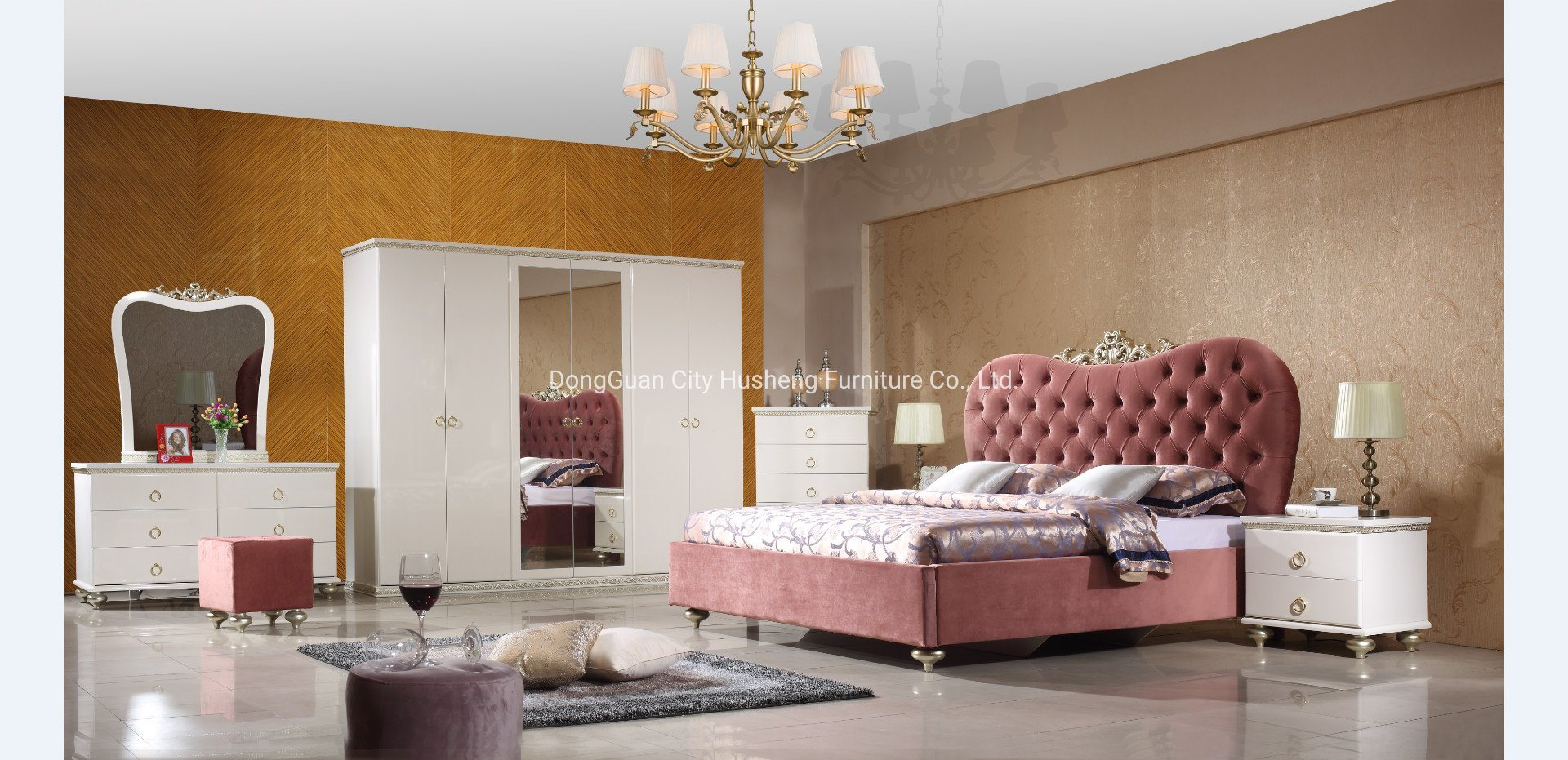 [Hot Item] China Durable Cheap Price Universal High Quality Bedroom  Furniture