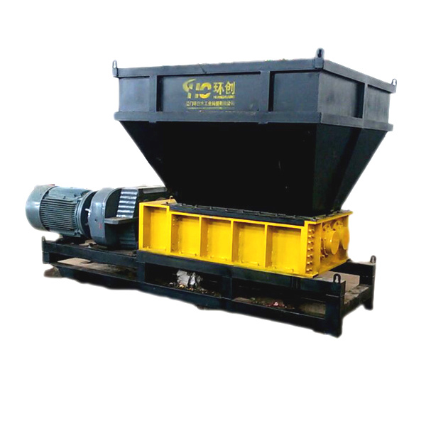 Solid Waste Shredder/Medical Waste Shredder