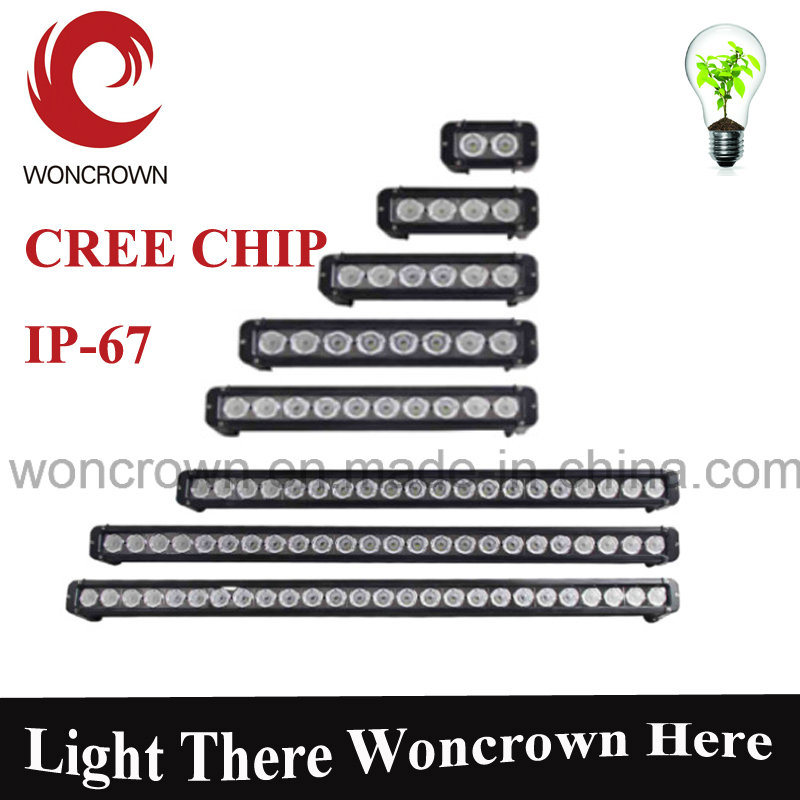CREE Chip IP67 Factory Dual LED Light Bar