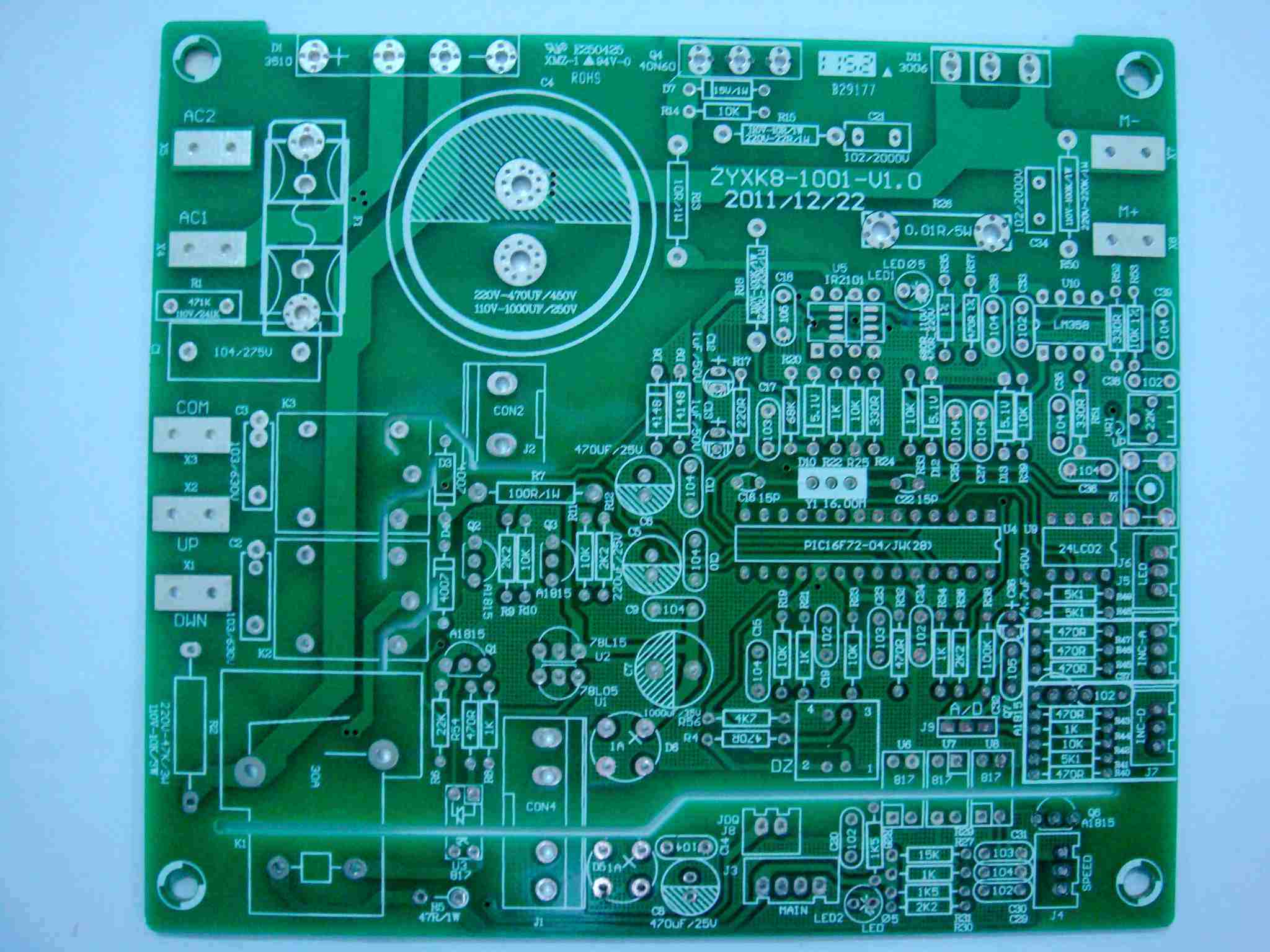 China Printed Circuit Board Double Sided Pcb With Rohs Standard Printers