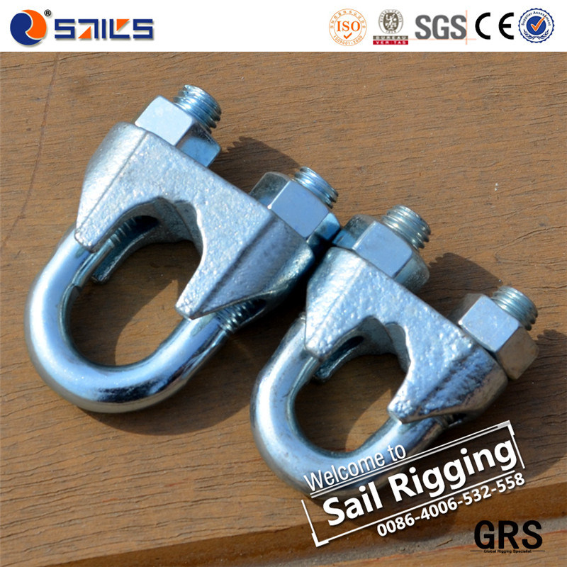 China Supplier Heavy Duty Wire Rope Clamps DIN741 - China Wire Rope ...