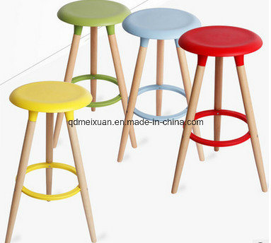 Fabulous China Solid Wood Bar Stool With Cheap Price M X3077 Inzonedesignstudio Interior Chair Design Inzonedesignstudiocom