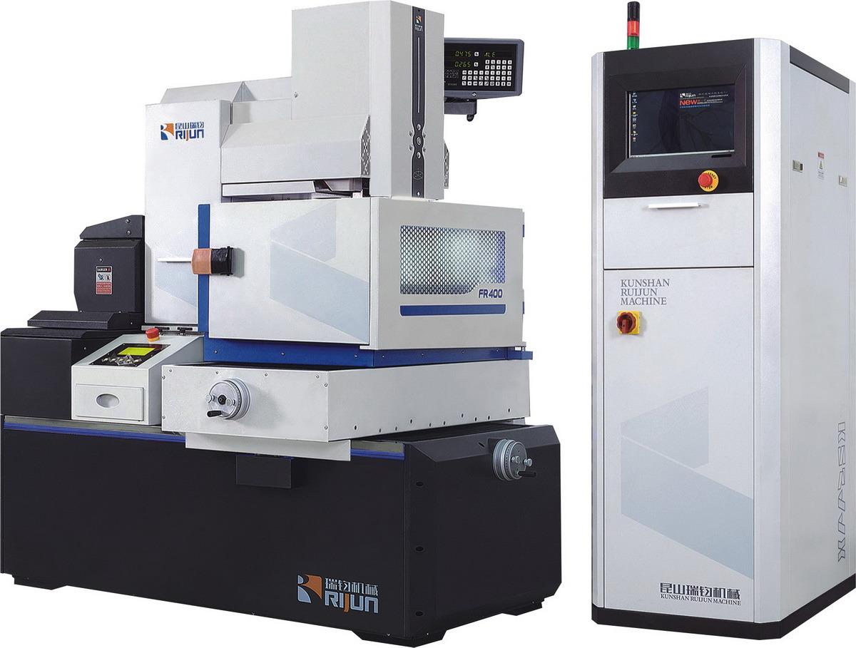 China CNC Wire Cutting Machine with 0.005mm Precision - China CNC ...