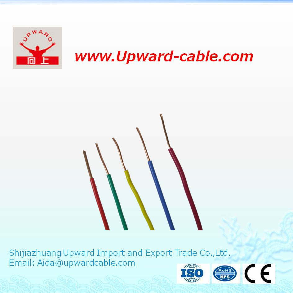 China Solid Type Copper Electric Wire - China Copper Wire, Electric ...