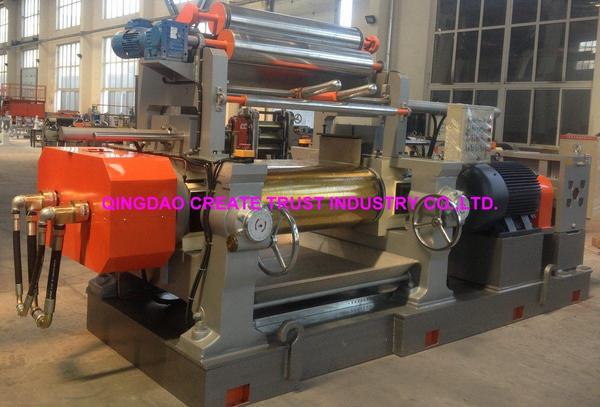 High Technology Rubber Mixing Mill with CE ISO9001 Certification pictures & photos