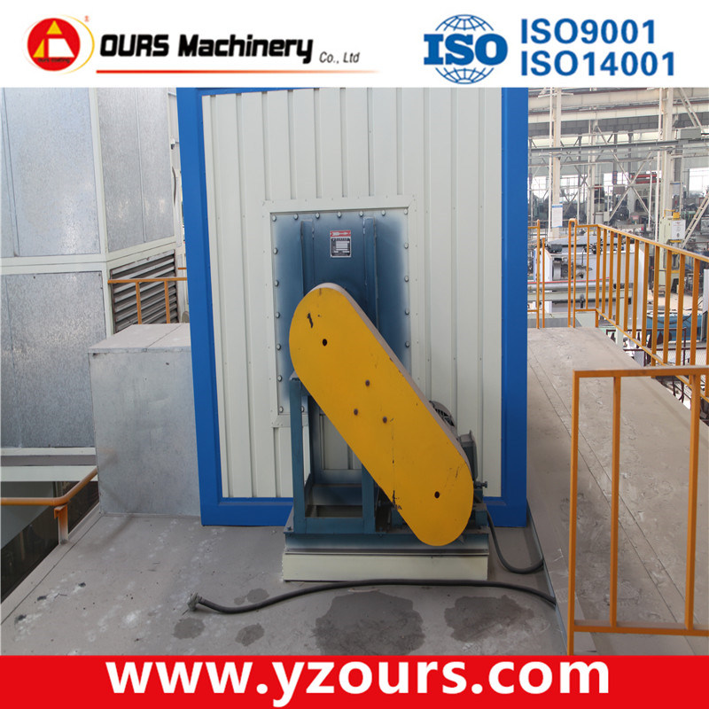 Paint Spraying Line for Metal Machinery pictures & photos