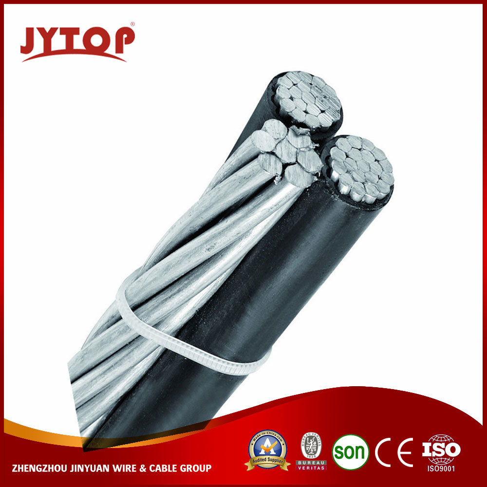 China LV 600V Triplex Twisted ABC Cable - China Triplex Cable, ABC Cable