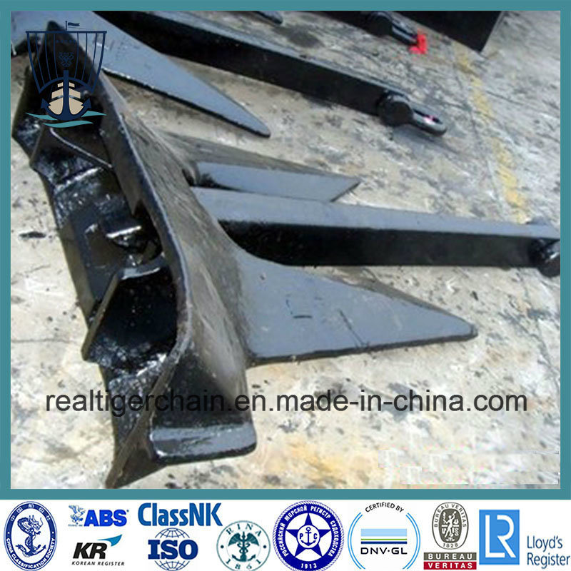 Casting Steel AC-14 High Holding Power Anchor with Certificate