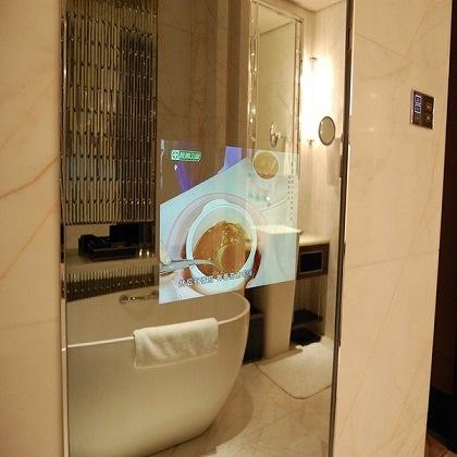 China Smart Mirror Tv Bathroom Tv Hotel Tv China Smart Mirror Mirror Tv