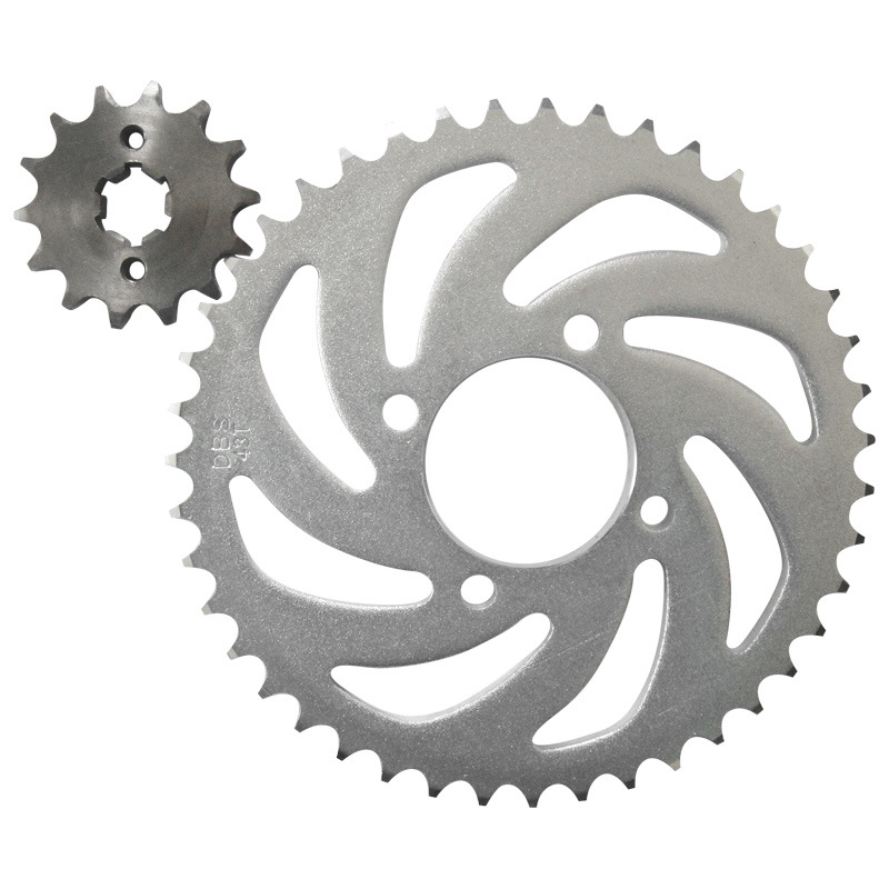 Motorcycle Sprocket/Front and Rear