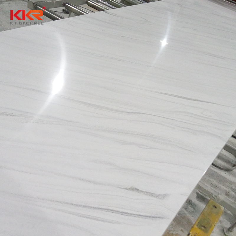 China Material Slab Corian Acrylic Solid Surface Sheets For Countertops China Fast Food Countertop Acrylic Solid Surface