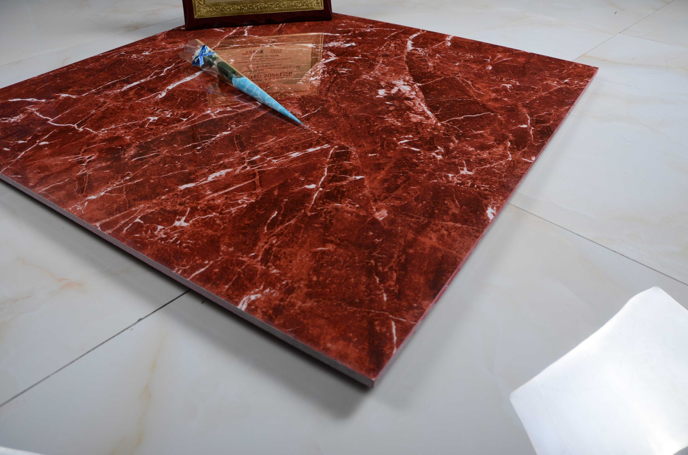 China red color full glazed porcelain ceramic floor tile stone tile red color full glazed porcelain ceramic floor tile stone tile 800800mm dailygadgetfo Gallery