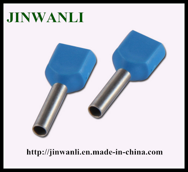 China Te Type Pre-Insulating Cable Wire Terminal for Wire Cable ...