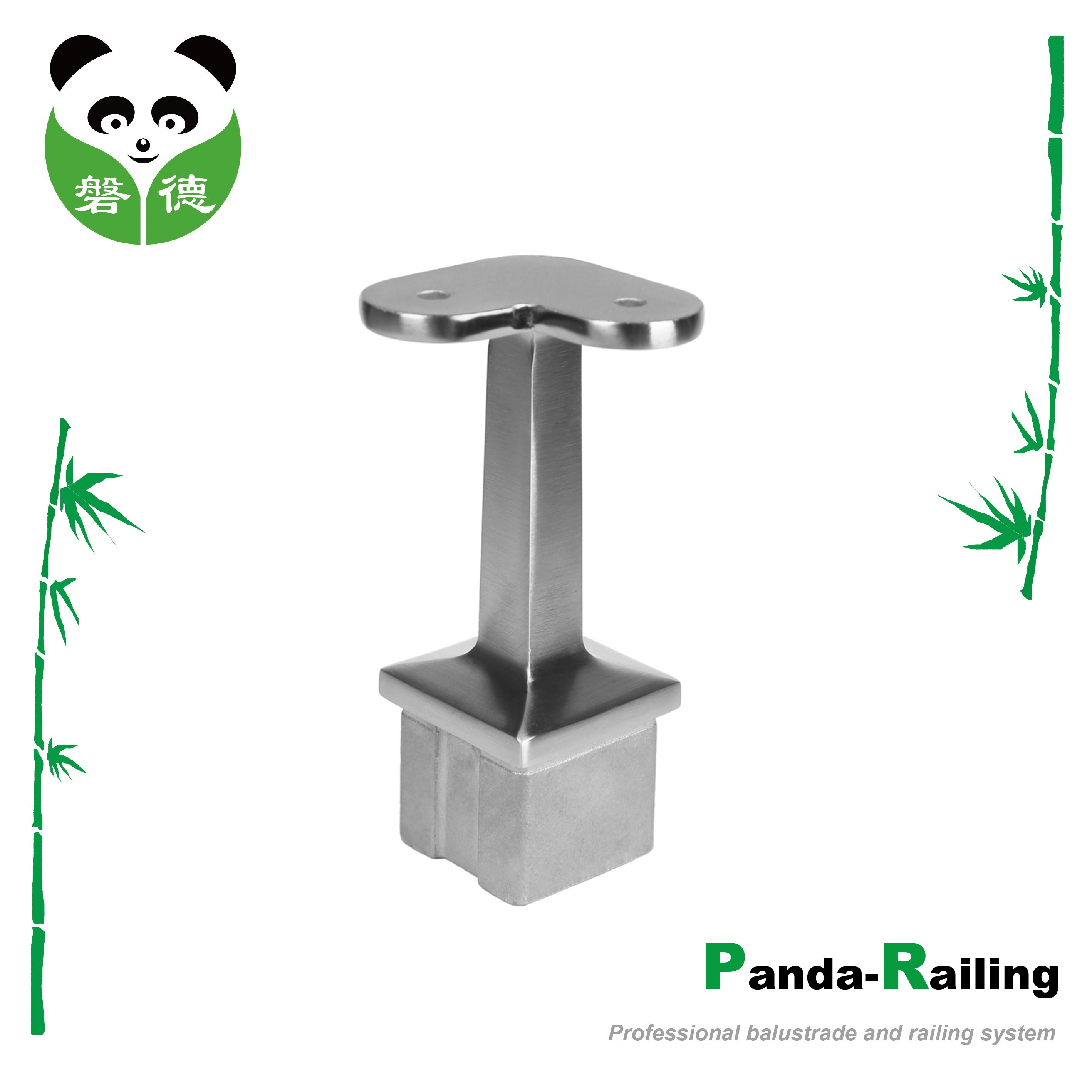 Stainless Steel Baluster Railing Handrail Square Post and Tube Support pictures & photos
