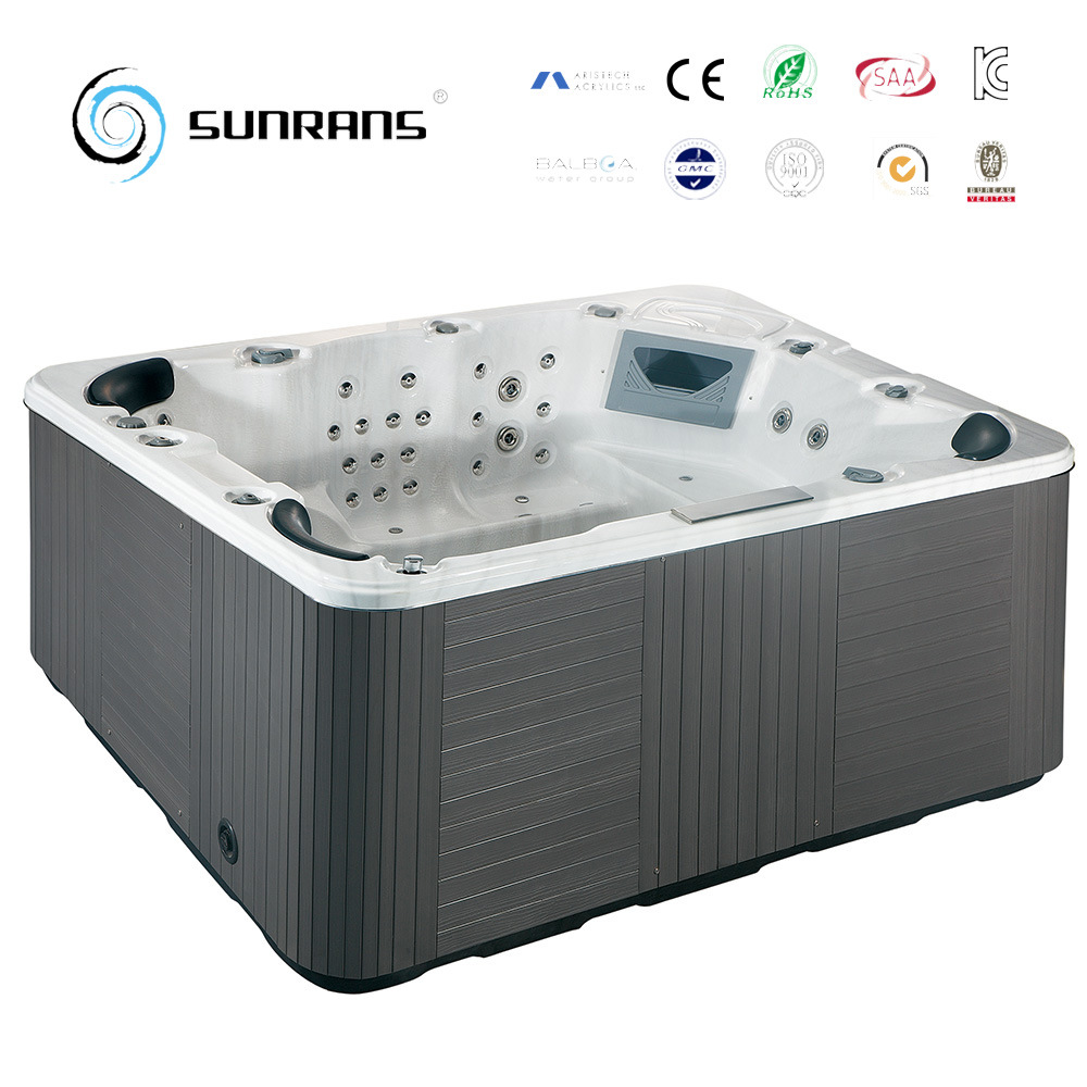 China Outdoor SPA Hot Tub 103PCS SPA Jets Massage Bathtub - China ...