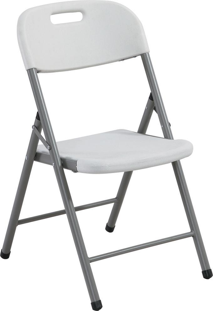 Blow Molding Plastic Folding Chair, Dining Chair