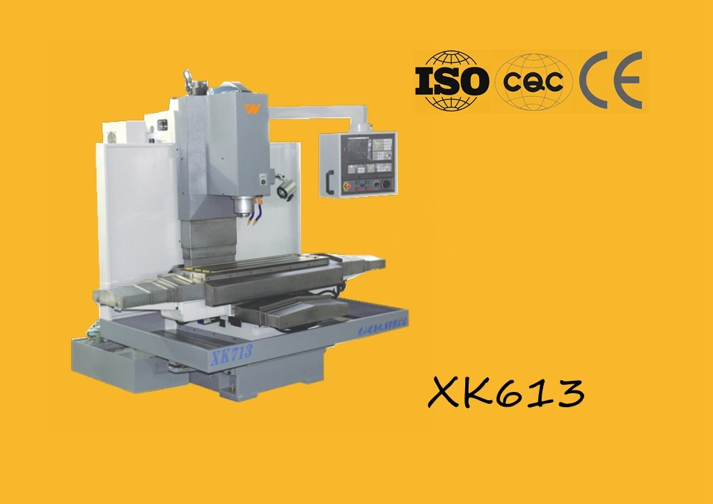 Xk713 Bed Type CNC Milling Machine