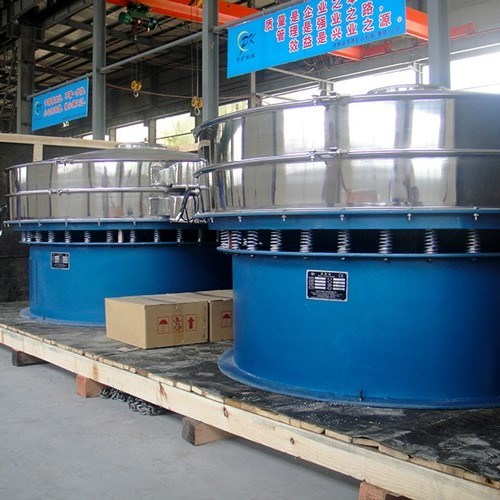 High Frequency Circular Vibrating Machine Rotary Vibrating Screen pictures & photos