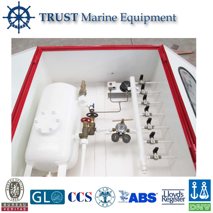 Marine Use Oil Tank Electrical Quick Closing Valve Control Box