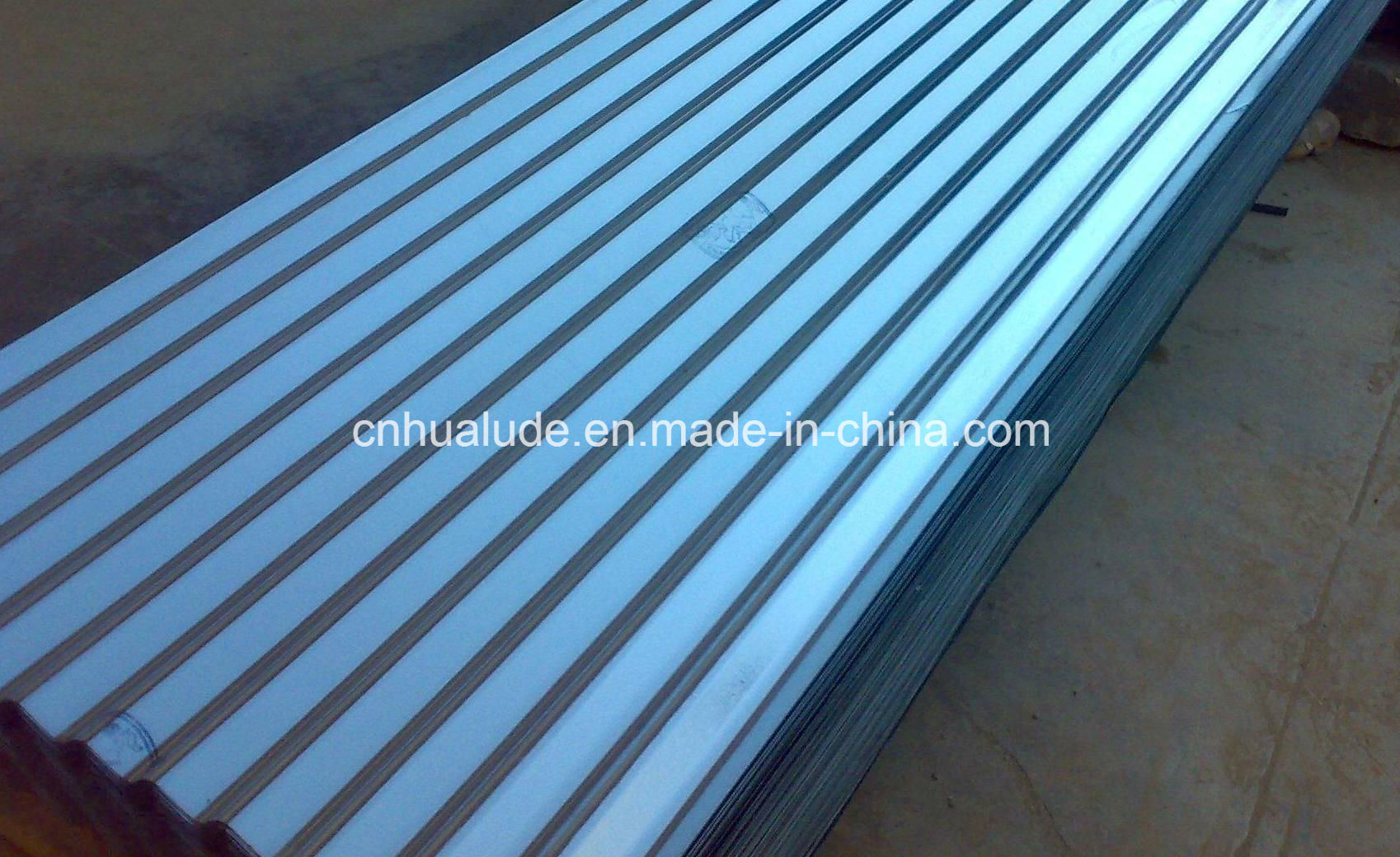 Hot Dipped Galvanized Roofing Sheet Gi pictures & photos
