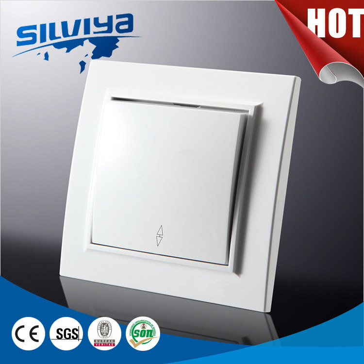 High Quality 1gang 2 Way Wall Switch