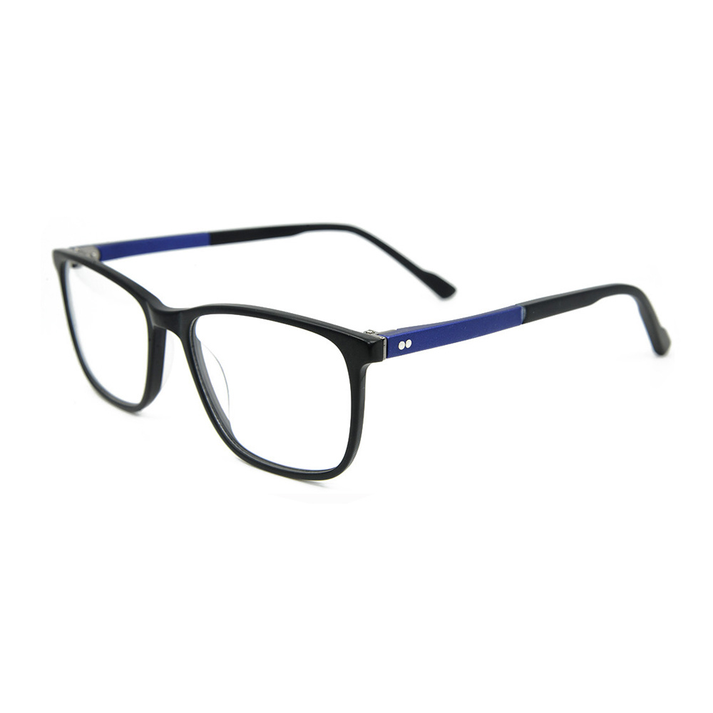 a51a3a607953 China Wholesale New Arrival Eyewear with Acetate Material Optical  Eyeglasses Frames for Men - China Acetate Eyeglass Frame