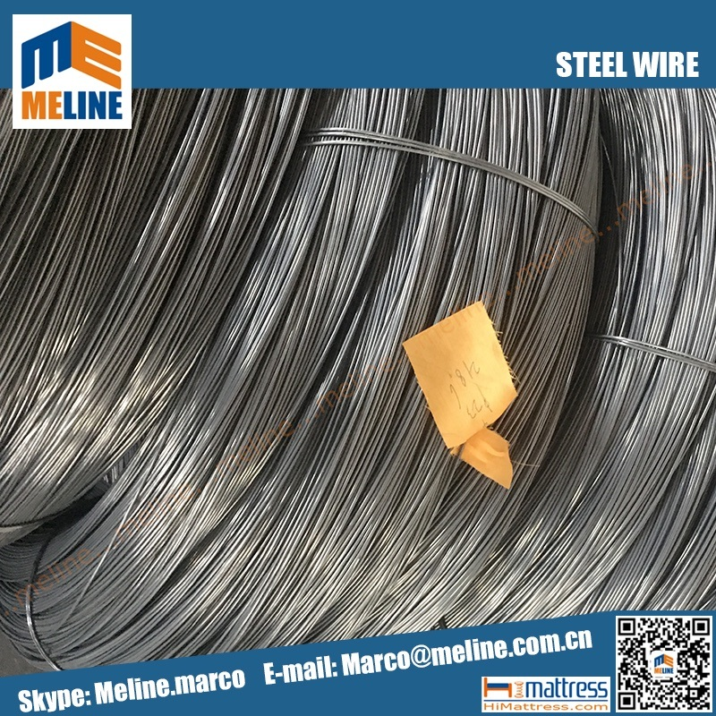 China 2018 Promotion, High Carbon Steel Wire for Bonnell Spring ...