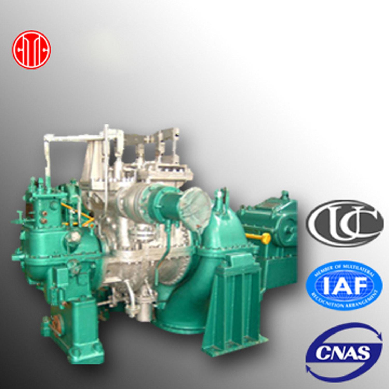China Hot Selling Citic 2 5MW Steam Turbine Generator s