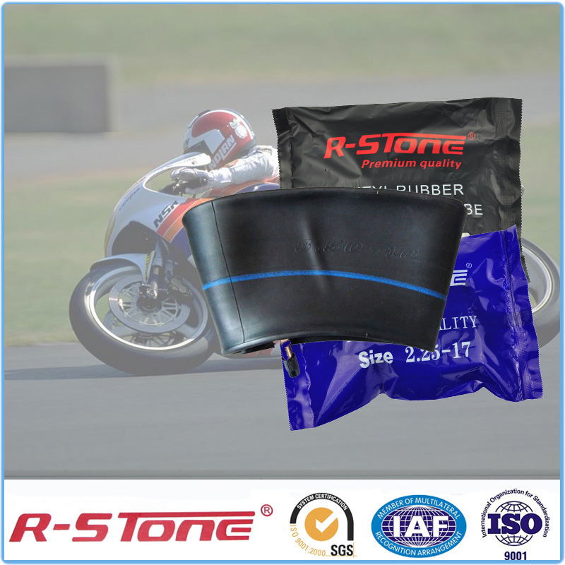 High Quality Natural Motorcycle Inner Tube3.00-18