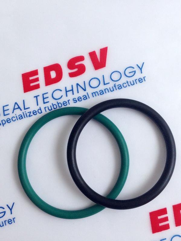 China Fluoro Rubber FKM FPM Viton O-Ring - China FKM Sealing Ring ...