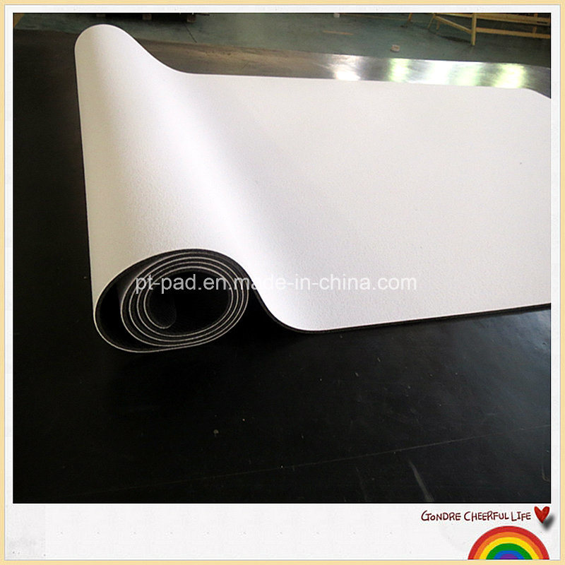 China Bulk Blank Sublimation Rubber Yogamat China Rubber Material And Rubber Sheet Price