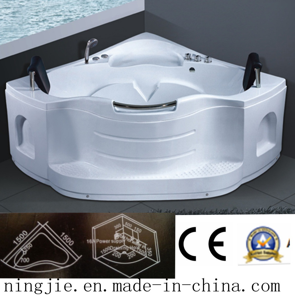 China Hot Selling Acrylic Sanitary Ware Hot Tub (5230) - China Hot ...