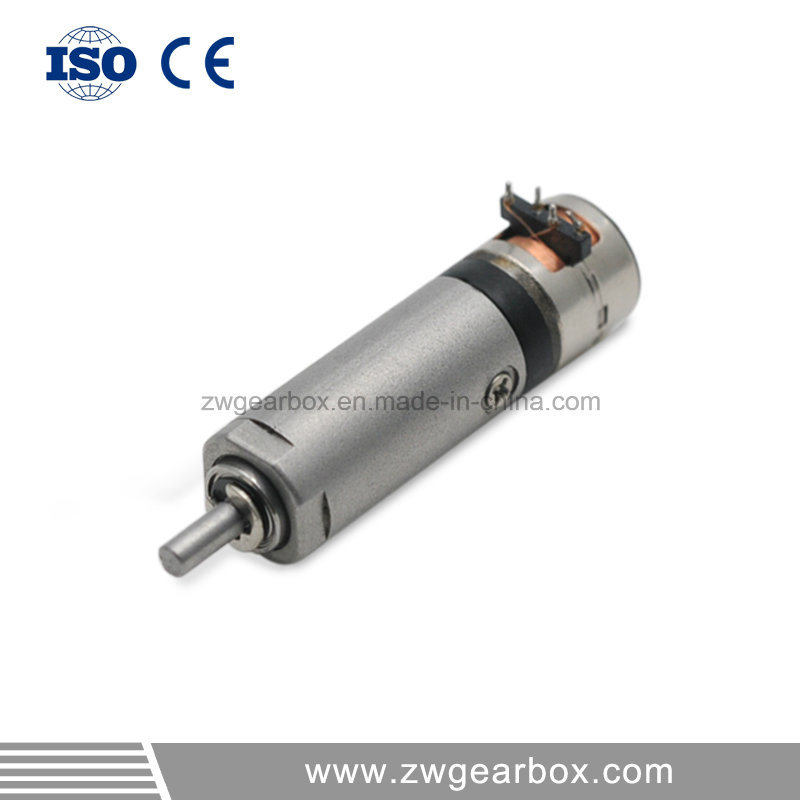 Diameter 6mm 3V Small DC Geared Motor pictures & photos