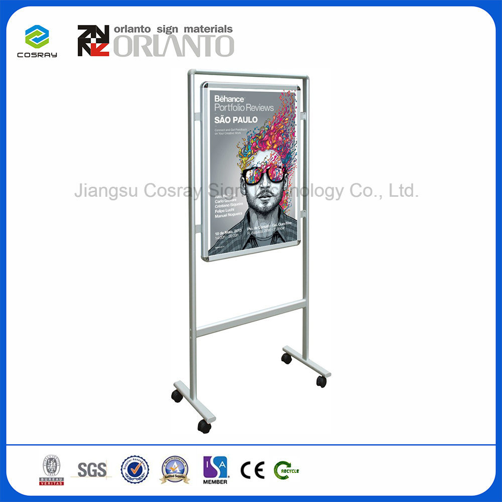 Aluminium Mitred Silver Picture Snap Frame pictures & photos