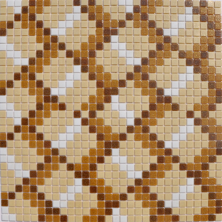 Hot Item Mosaic Pattern Decorative Floor Tile Gl Mural Patterns For Kitchen