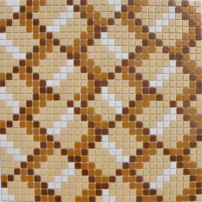China Mosaic Pattern Decorative Floor Tile Glass Tile Mosaic Mural ...