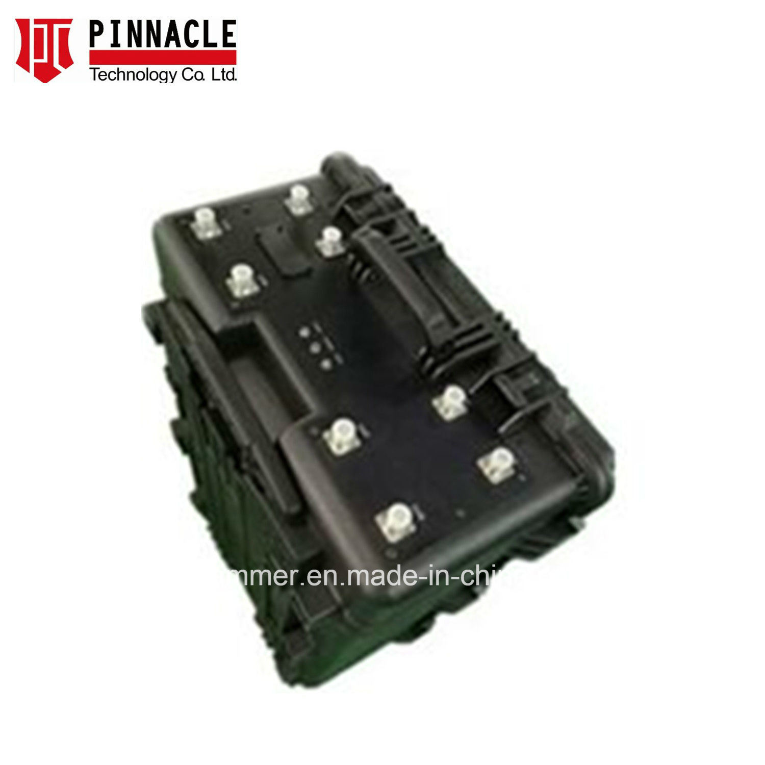 China Portable Jammer Cell Phone All In One Signal Circuit Breaker Bomb