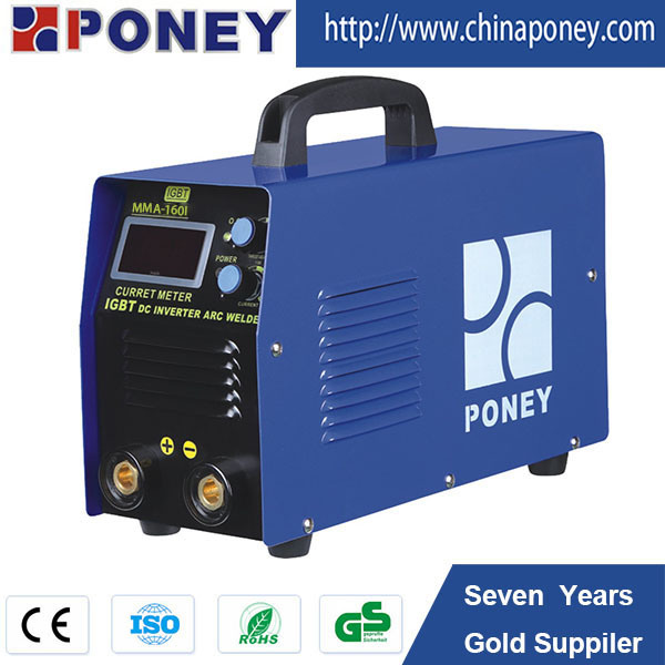 IGBT Inverter Portable Arc Welding Machine MMA-145I/160I/200I/250I pictures & photos