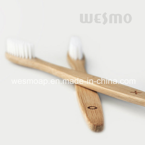 2-PC Set Kid Toothbrush Bamboo Toothbrush (WBB0862A) pictures & photos