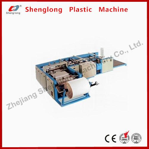 China SLQf40 Automatic Cutting And Sewing Machine For Woven Bag Fascinating Automatic Cutting And Sewing Machine Price