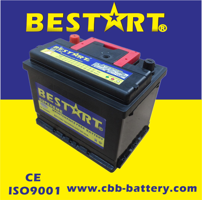 Hot Item Automobile Starting Power Battery Auto Batteries 12v55ah For Car And Truck Din55mf